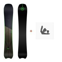 Snowboard Nidecker Spectre 2019 + Snowboard BindungenSN180153