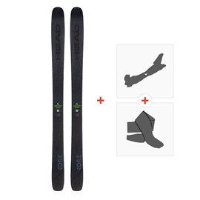Ski Head Kore 105 2019 + Fixations randonnée + Peau315428