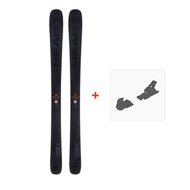 Ski Head Kore 87 2019 + Fixation de ski314048