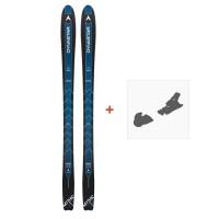 Ski Dynastar Mythic 87 CA 2019 + Fixation de ski