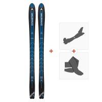 Ski Dynastar Mythic 87 CA 2019 + Fixations randonnée + Peau