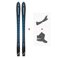 Ski Dynastar Mythic 87 CA 2019 +Tourenbindung + Felle