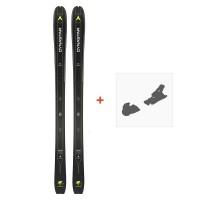 Ski Dynastar Vertical Bear FRA 2019 + Fixation de ski