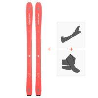 Ski Dynastar Vertical Bear W 2019 + TourenBindungen + Felle