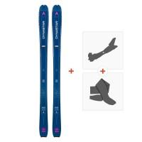 Ski Dynastar Vertical Doe 2019 + Fixations randonnée + Peau