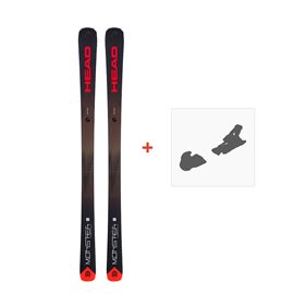 Ski Head Monster 88 Ti 2019 + Fixation de ski315148