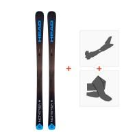Ski Head Monster 83 Ti 2019 + Fixations randonnée + Peau315168