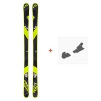 Ski Head Frame Wall 84 2019 + Skibindungen315508