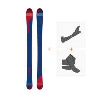 Ski Faction Candide 0.5 2019 + TourenBindungen + Felle