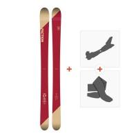 Ski Faction Candide 3.0 2019 + Touring Bindings + Skins