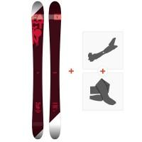 Ski Faction Candide 3.0 JR 2017 + TourenBindungen + FelleSKI-1617-CT30JR
