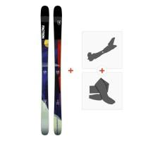 Ski Faction Prodigy 1.0 2019 + TourenBindungen + Felle