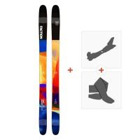 Ski Faction Prodigy 3.0 2019 + Fixations randonnée + Peau