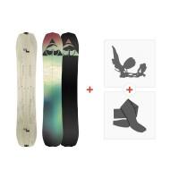 Splitboard Package Arbor Bryan Iguchi Pro 201911926F18