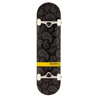 "Rocket Complete Skateboard Distinct Series Paisley 8\"" 2019RKT-COM-1530"