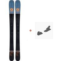 Ski Volkl Secret 2019 + Fixations de ski117011