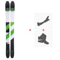 Ski Volkl Vta108 lite 2019 + Tourenbindungen117011