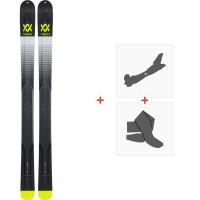 Ski Volkl Katana 2019 + Fixations de ski randonnée117011
