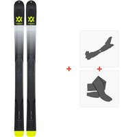 Ski Volkl Katana 2019 + Tourenbindungen117011
