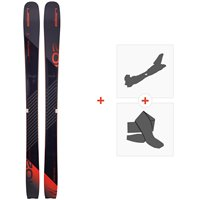 Ski Elan Ripstick 102 W 2020 + TourenbindungenADEDXY