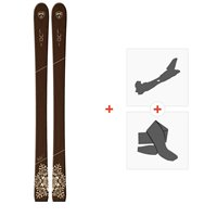 Ski Goodboards Lupi Tip Rocker 2019 + Tourenbindungen