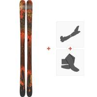 Ski K2 Sight 2019 + Fixations de ski randonnée10C0303.101.1