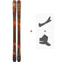 Ski K2 Sight 2019 + Tourenbindungen10C0303.101.1