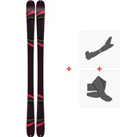 Ski K2 Missconduct 2019 + Touring bindings10C0700.101.1