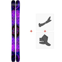 Ski K2 Empress 2019 + Touring bindings10C0701.101