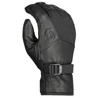 Scott Glove Explorair Spring BLack 2020
