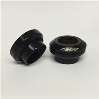 Neco Sealed Headset Mini HIC - Black