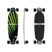 Pumpkin Skateboards Mini Wing Camber 74 Complete - Palm