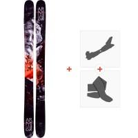 Ski Armada ARV 116 JJ UL 2019 + Fixations de ski randonnéeAA0027114