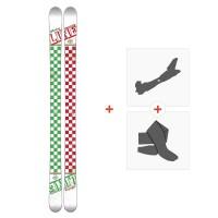 Ski Line Afterbang 2016 + Tourenbindungen