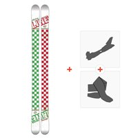 Ski Line Afterbang 2016 + Touring bindings