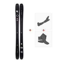 Ski Line Chronic 2019 + Touring bindings19C0007.101.1