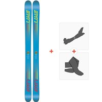 Ski Line Gizmo 2018 + Touring bindings19B0303.101