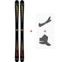 Ski Line Honey Badger 2018 + Touring bindings19B0007.101.1
