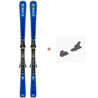 Ski Salomon X S/RACE RUSH SL + X12 TL 2019L40541200