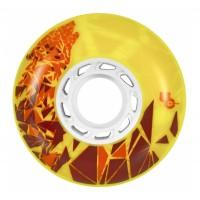 Undercover Wolf (Bullet Radius) Wheel Yellow 2017
