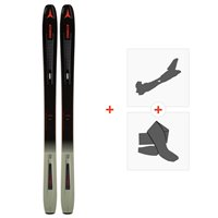 Ski Atomic Vantage 107 TI 2019 + Fixations de ski randonnée + Peaux