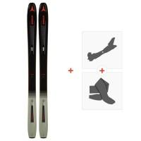 Ski Atomic Vantage 107 TI 2019 + Tourenbindungen + FelleAA0027190