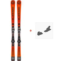 Ski Blizzard Firebird SRC + X Cell14 Demo 2019