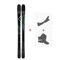 Ski Völkl Kanjo 2018 + Fixations de ski randonnée + Peaux117400