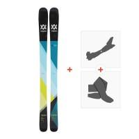 Ski Völkl Kenja 2018 + Fixations de ski randonnée + Peaux117408