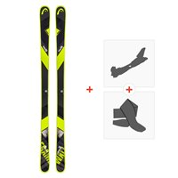 Ski Head Frame Wall 84 2019 + Tourenbindungen + Felle315508