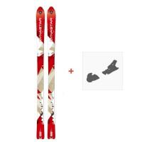 Ski Dynastar Cham Alti 79 2014 + Fixations de skiDACL101