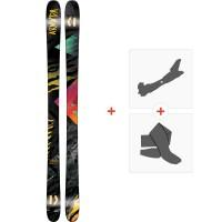 Ski Armada ARV 86 2019 + Touring bindingsRAST00056