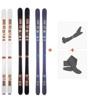 Ski Scott The Ski 2016 + Fixations de ski randonnée + Peaux239670