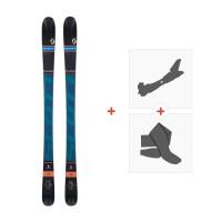 Ski Scott Reverse 2016 + Tourenbindungen + Felle239672